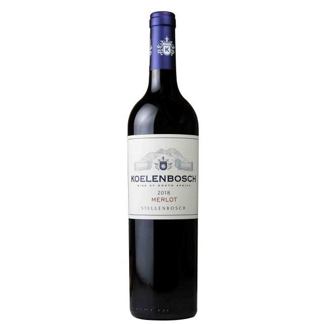 南非豪富庄园克伦博斯梅洛红葡萄酒红酒