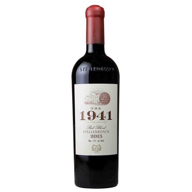 南非豪富莊園克倫博斯1941珍藏限量版紅葡萄酒紅酒