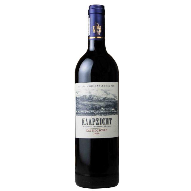 南非桌山庄园万花筒红葡萄酒红酒