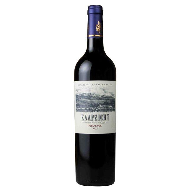 南非桌山品乐塔吉红葡萄酒红酒