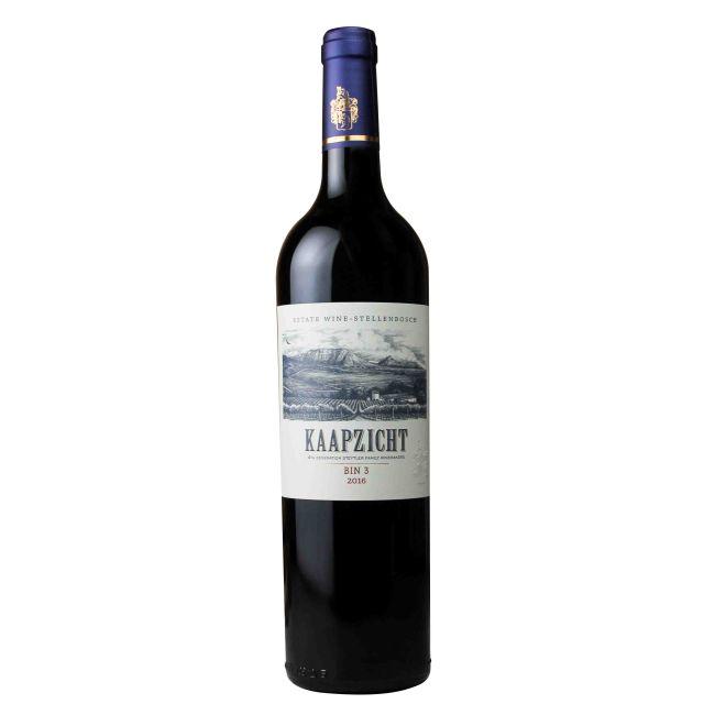 南非桌山宾3红葡萄酒红酒