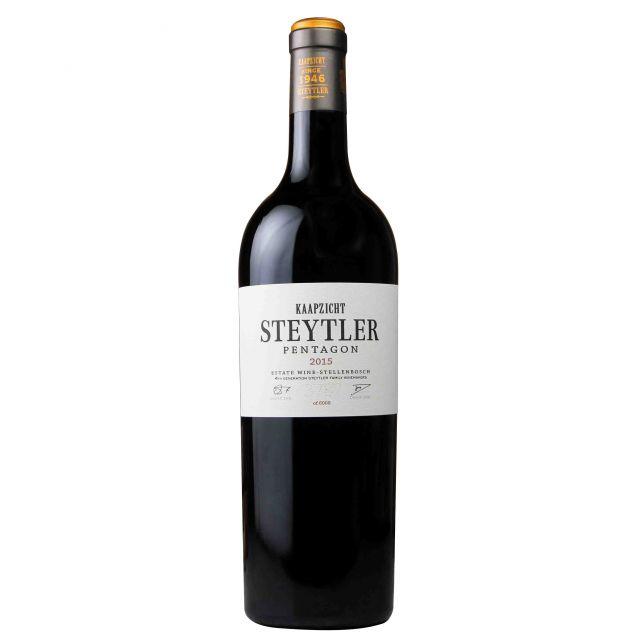 南非斯戴特勒五芒星红葡萄酒红酒(限量版-6000瓶)