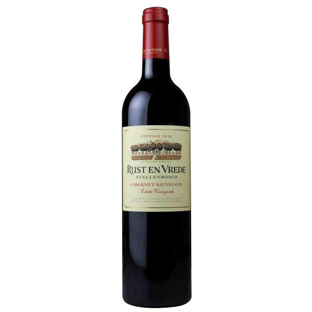 南非福瑞德酒庄葡园赤霞珠红葡萄酒红酒