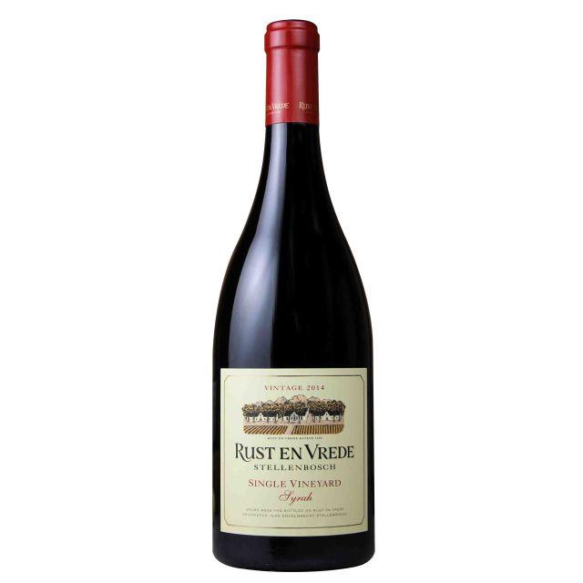 南非福瑞德酒庄单一葡园西拉子红葡萄酒红酒