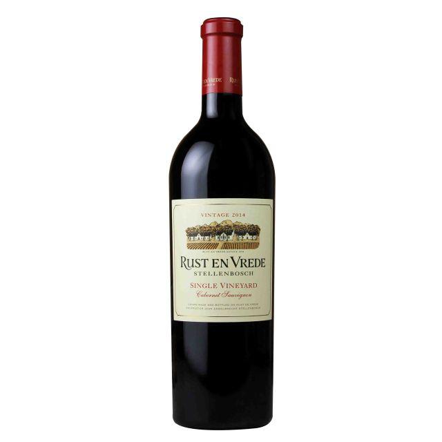 南非福瑞德酒庄单一葡园赤霞珠红葡萄酒红酒