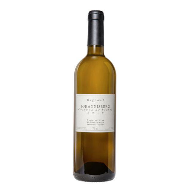 瑞士瓦萊磅礴酒莊雷司令約翰山甜白葡萄酒