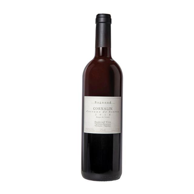 瑞士瓦萊磅礴酒莊格納蘭紅葡萄酒750ml