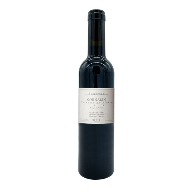 瑞士瓦萊磅礴酒莊格納蘭紅葡萄酒375ml