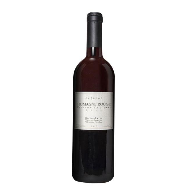 瑞士瓦萊磅礴酒莊小胭脂紅紅葡萄酒750ml