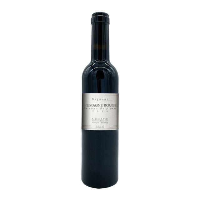 瑞士瓦萊磅礴酒莊小胭脂紅紅葡萄酒375ml