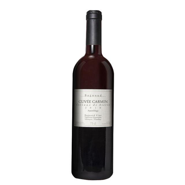 瑞士瓦萊磅礴酒莊胭脂紅紅葡萄酒750ml