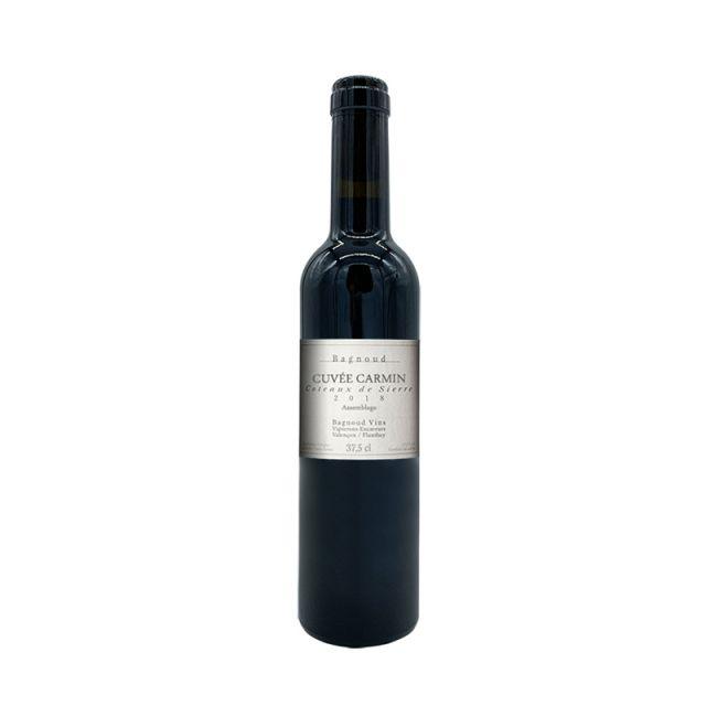瑞士瓦萊磅礴酒莊胭脂紅紅葡萄酒375ml