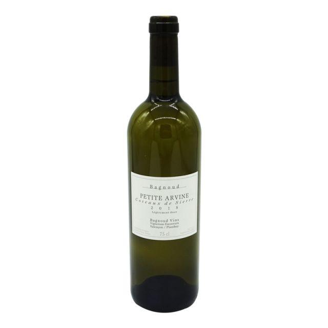 瑞士瓦萊磅礴酒莊小傲酩白葡萄酒750ml