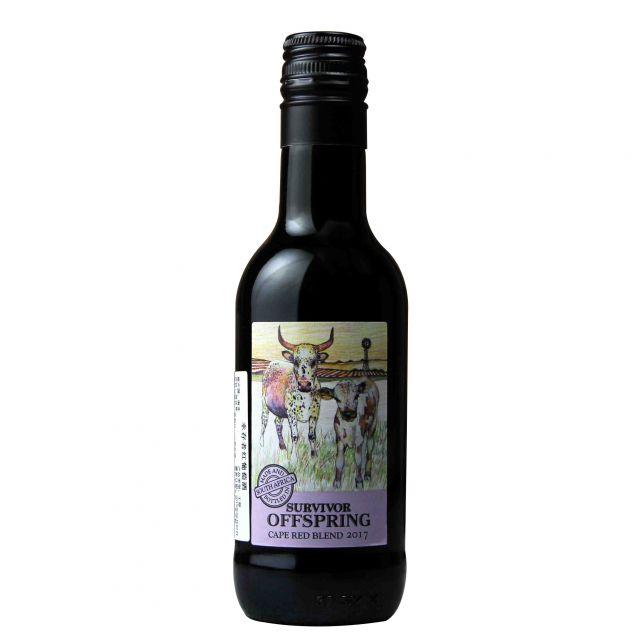 南非幸存者·小牛红葡萄酒