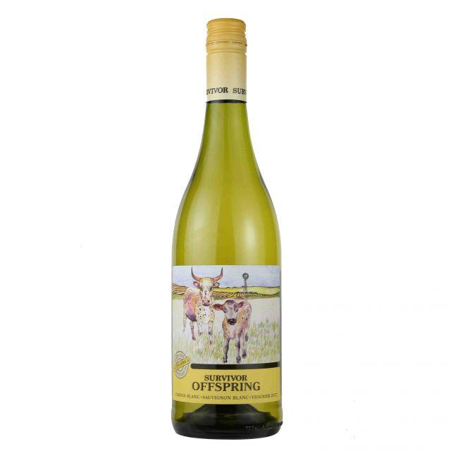 南非幸存者·小牛混酿干白葡萄酒
