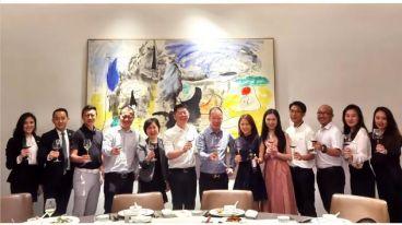 美的控股君兰发展与新明珠文旅产业交流合作