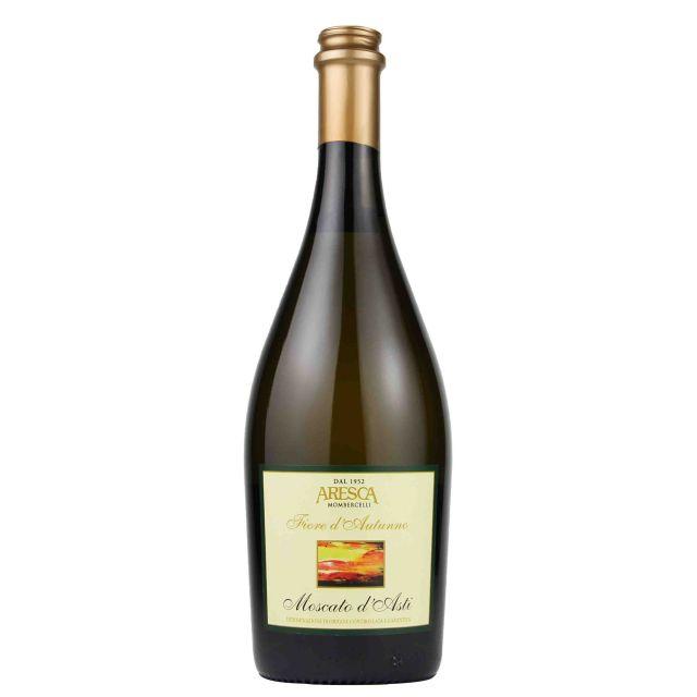 意大利皮埃蒙特ARESCA酒莊莫斯卡多·阿斯蒂甜白低泡葡萄酒