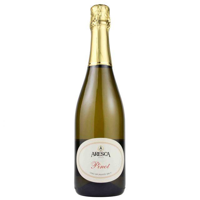 意大利皮埃蒙特ARESCA酒莊皮諾起泡白葡萄酒
