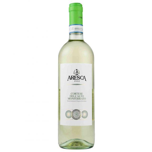 意大利皮埃蒙特ARESCA酒莊柯蒂斯戴爾阿爾托·蒙費拉托白葡萄酒
