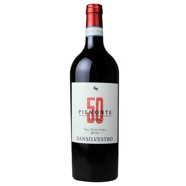 意大利皮埃蒙特50年老藤皮埃蒙特红葡萄酒红酒