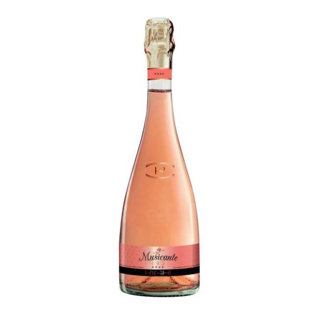 意大利艾米利亞-羅馬涅音樂家系列桃紅微甜起泡酒