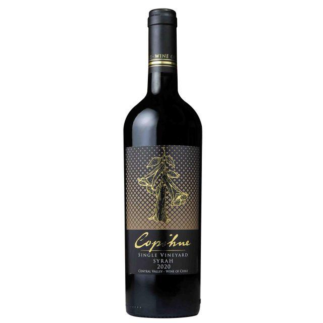智利中央山谷风铃西拉干红葡萄酒
