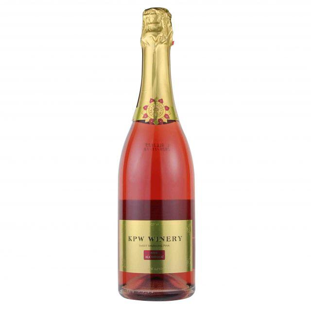南非西开普乐诗登酒庄卡帕湾粉红无醇气泡葡萄汁