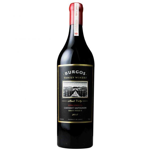 智利伯格斯酒莊特級珍藏赤霞珠紅葡萄酒