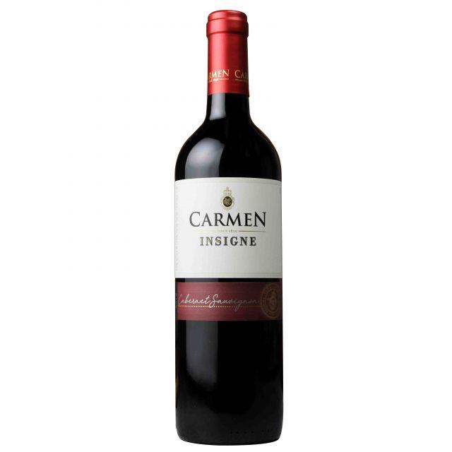 智利中央山谷卡乐门勋章系列赤霞珠红葡萄酒