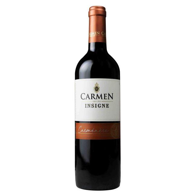智利中央山谷卡乐门勋章系列佳美娜红葡萄酒