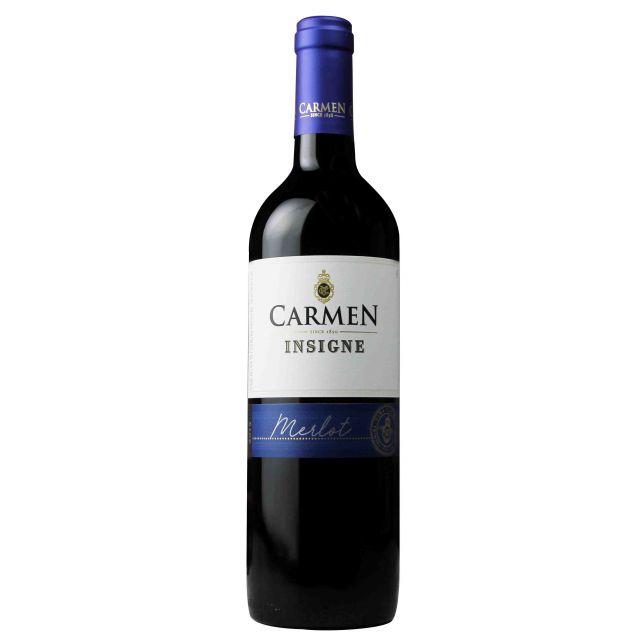 智利中央山谷卡乐门勋章系列美乐红葡萄酒