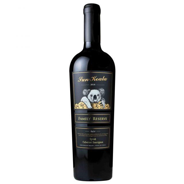 智利中央山谷陽光考拉VA89干紅葡萄酒