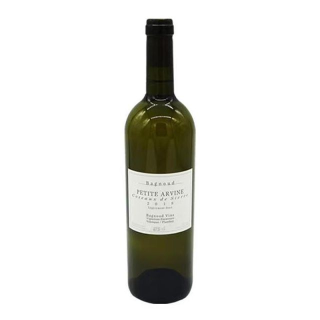 瑞士瓦萊磅礴酒莊小傲酩白葡萄酒375ml