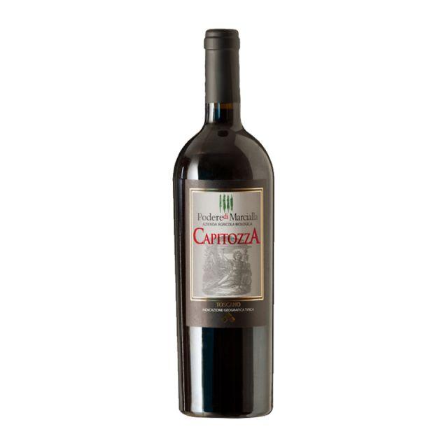意大利托斯卡纳玛切拉庄园超级托斯卡纳红葡萄酒红酒