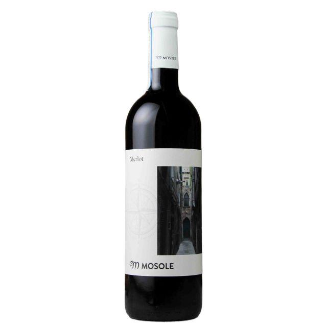 意大利威尼托莫斯勒梅洛干紅葡萄酒