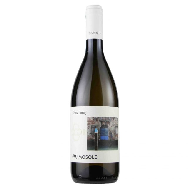 意大利威尼托莫斯勒霞多麗干白葡萄酒