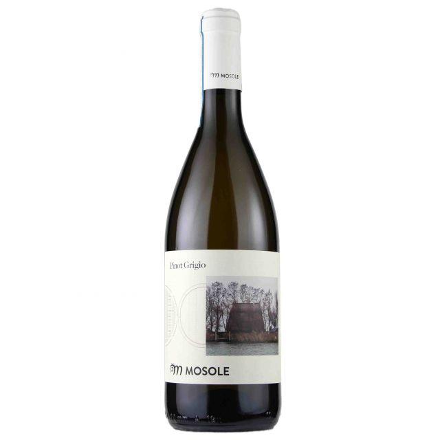 意大利威尼托莫斯勒灰皮諾干白葡萄酒