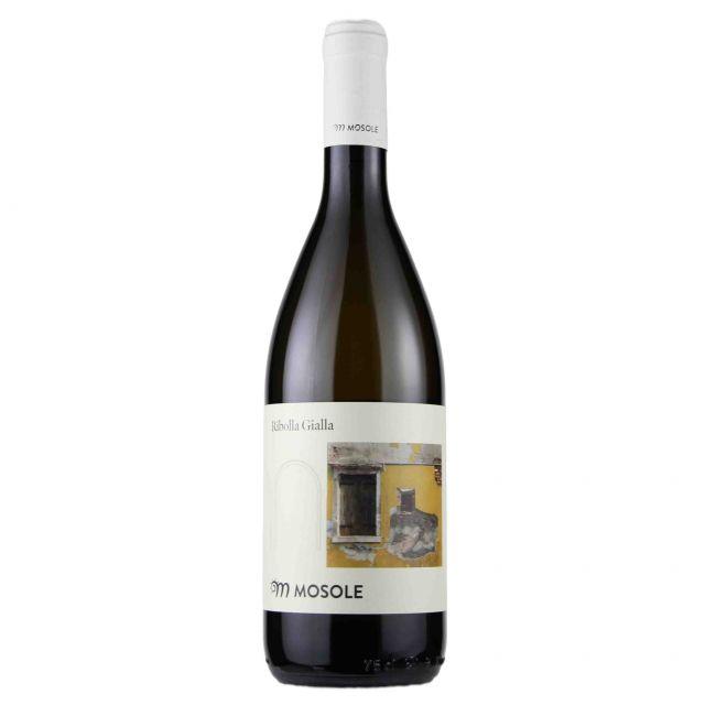 意大利威尼托莫斯勒金黃麗波拉干白葡萄酒