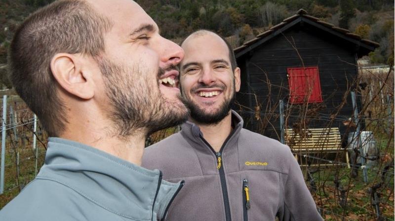 Gault & Millau、Simon 和 Régis Bagnoud 的 2021 年瓦莱州《新秀》会面