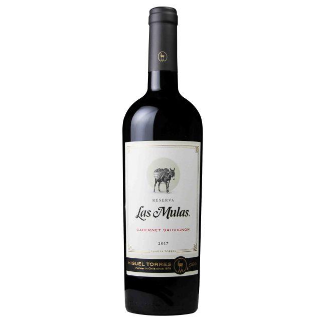 智利中央山谷米高桃乐丝·勒慕斯珍藏赤霞珠红葡萄酒红酒