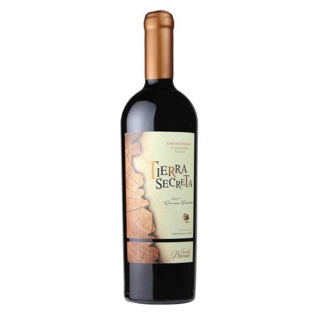 智利库里科谷秘壤限量珍藏红葡萄酒红酒