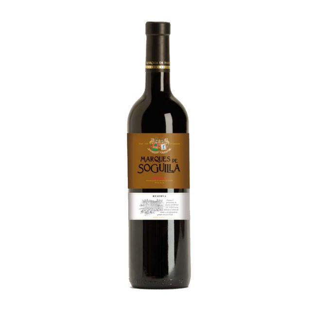 西班牙里奥哈Marques de SOGUILLA  陈酿红酒 2014