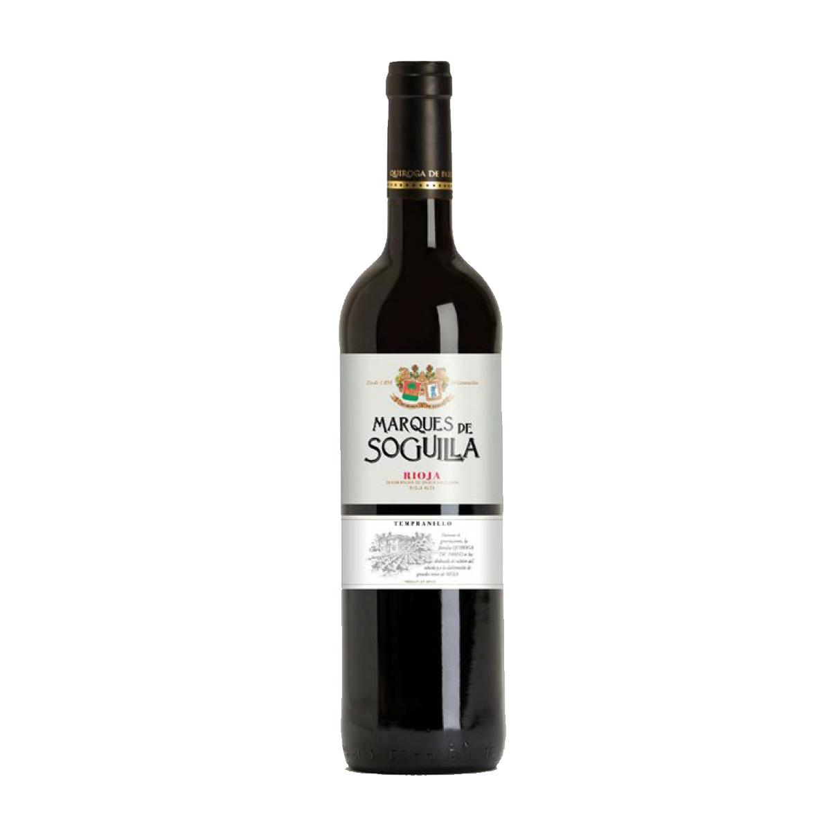 Marques de SOGUILLA 丹魄葡萄酒 2018