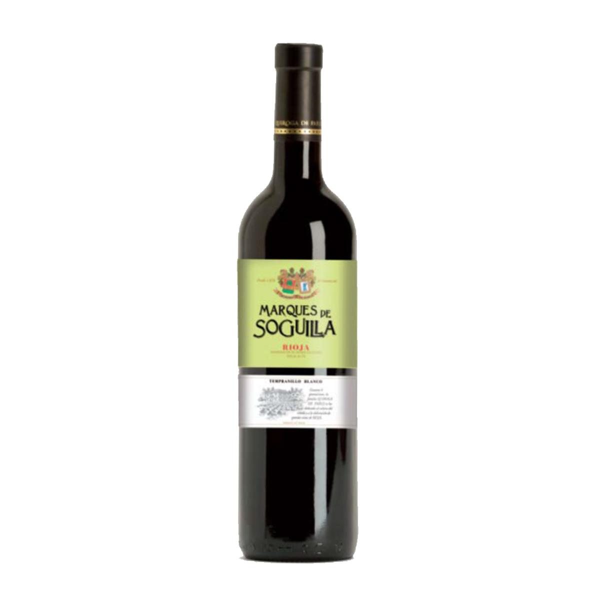 Marques de SOGUILLA 丹魄白葡萄酒 2020