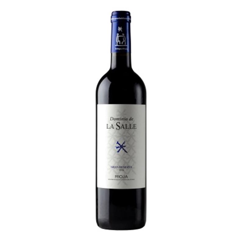 西班牙里奥哈DOMINIO DE LA SALLE  珍藏红葡萄酒
