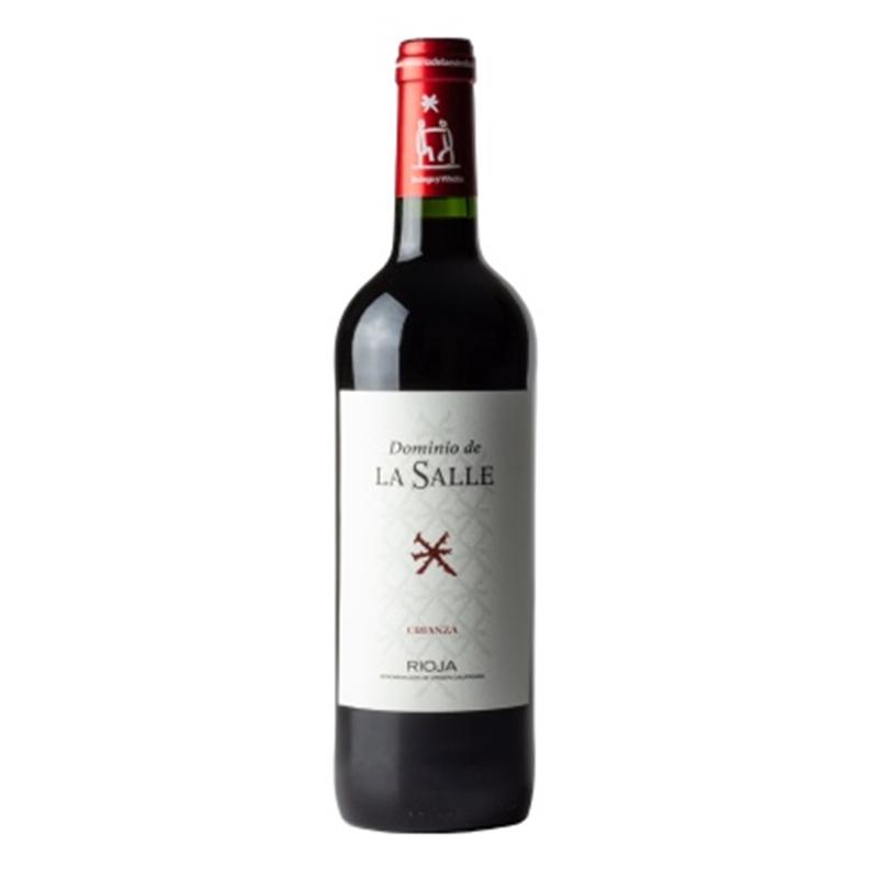 西班牙里奥哈DOMINIO DE LA SALLE  特级珍藏红葡萄酒