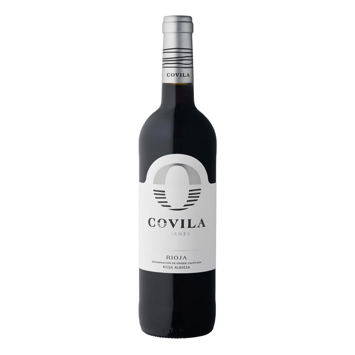 西班牙里奥哈Covila 陈酿红酒