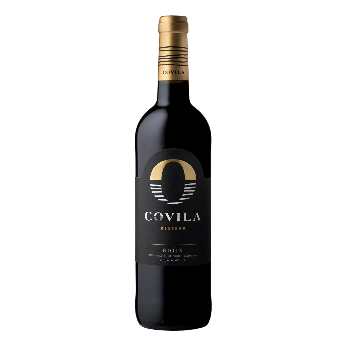 西班牙里奥哈Covila 珍藏红酒