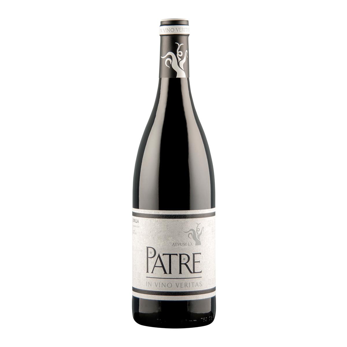 西班牙Patre干紅葡萄酒