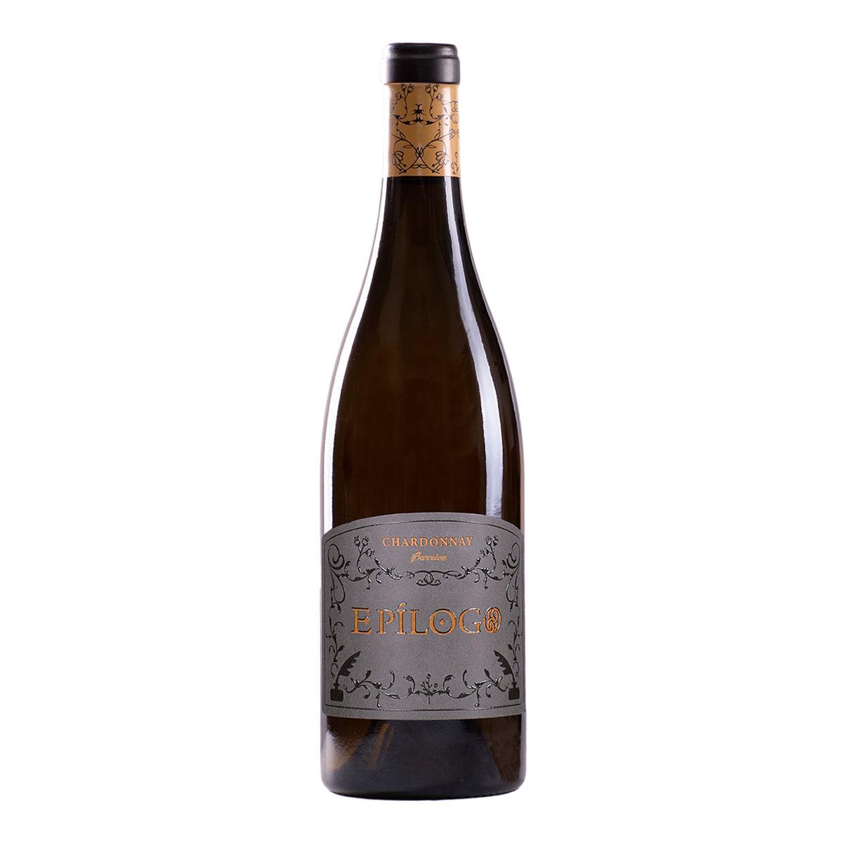 西班牙EPILOGO 橡木霞多麗花香干白葡萄酒